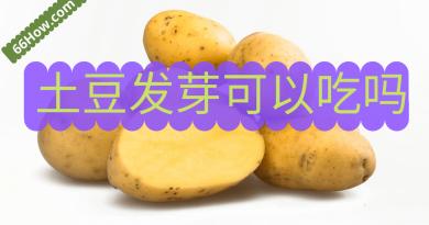 土豆发芽可以吃吗